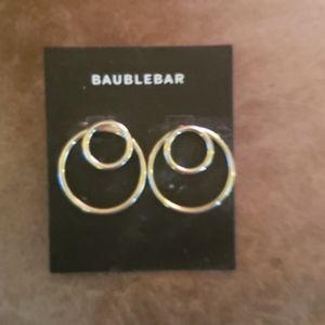 Baublebar earings
